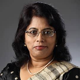 Ms. Gayani de Alwis